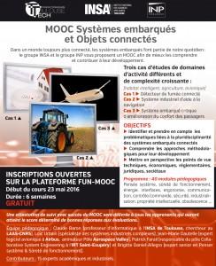 MOOC SE et IOT